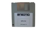 Ensoniq EPS 16+ Operating System Disk v 1.30 OS boot