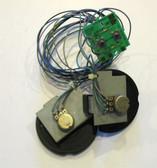 Ensoniq EPS-16 Plus Pitch bend/mod wheel patch assembly