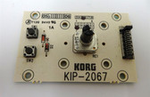 Encoder Board For Korg PA1x Pro (KIP-2067)