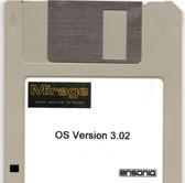 Ensoniq Mirage OS Version 3.02 Boot Disk