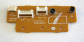 Korg Trinity, Triton, Triton Pro and Pro/X Ribbon Control Board (KLM-1828)