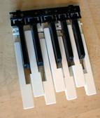 Yamaha MM6 and PSR series Replacement Keys