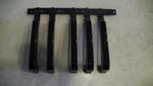 Yamaha PSR-2000, PSR-S910 Black key group (Fits Many Other PSR Keyboards)