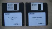 Korg Triton Classic, Rack & Pro Factory Preload Disks