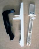 Replacement Keys For Ensoniq SQ-2 (Yellowed)