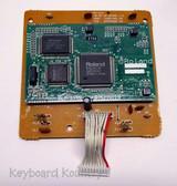 Roland JW-50 GS Board