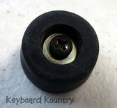 Rubber Foot for Roland S-50 With Mounting Screw