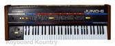 Roland Juno 6 Polyphonic Synthesizer JU-6