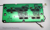 Panel B Board For Yamaha SY22 Left Side