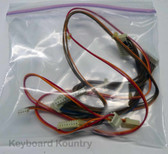 Korg 01/Wfd Complete Wire Set