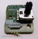 Yamaha YPG-235 Volume Board