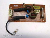 Yamaha DX7/9 (AC) Fuse Board