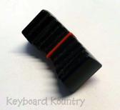 Yamaha MOX/ES/XS/XF Slider Knob with Red Stripe