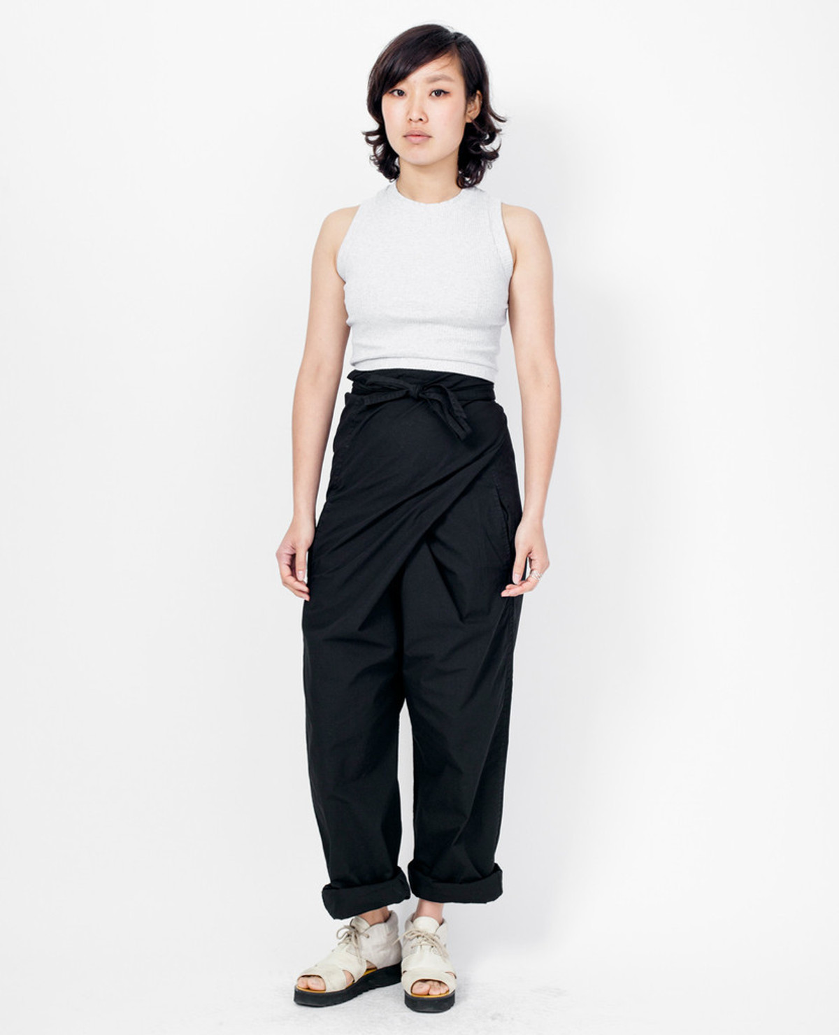 Cosmic Wonder Basic Pants - Black