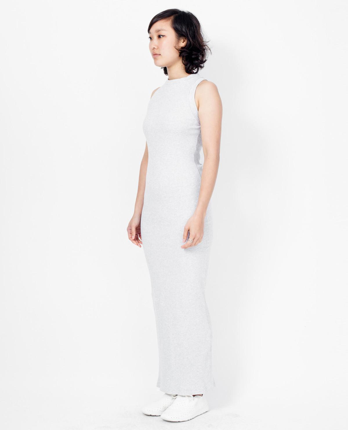 Maryam Dress - Heather