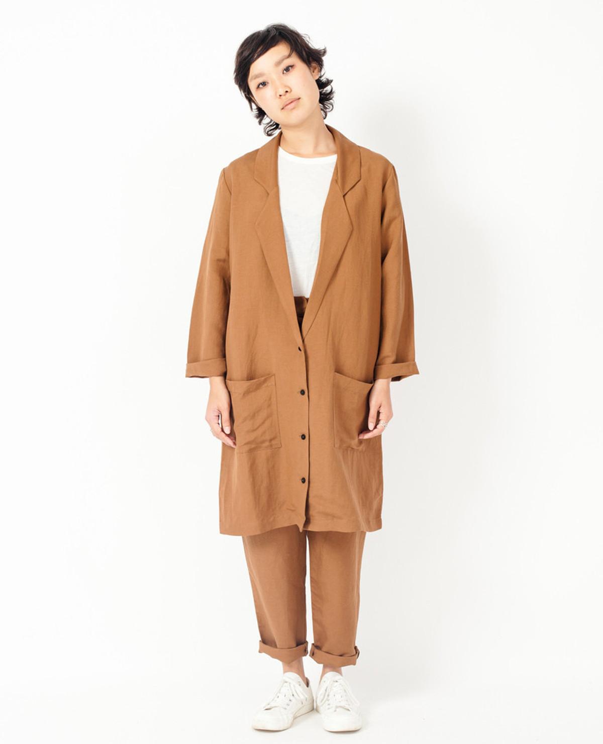 Mid-Length Overcoat