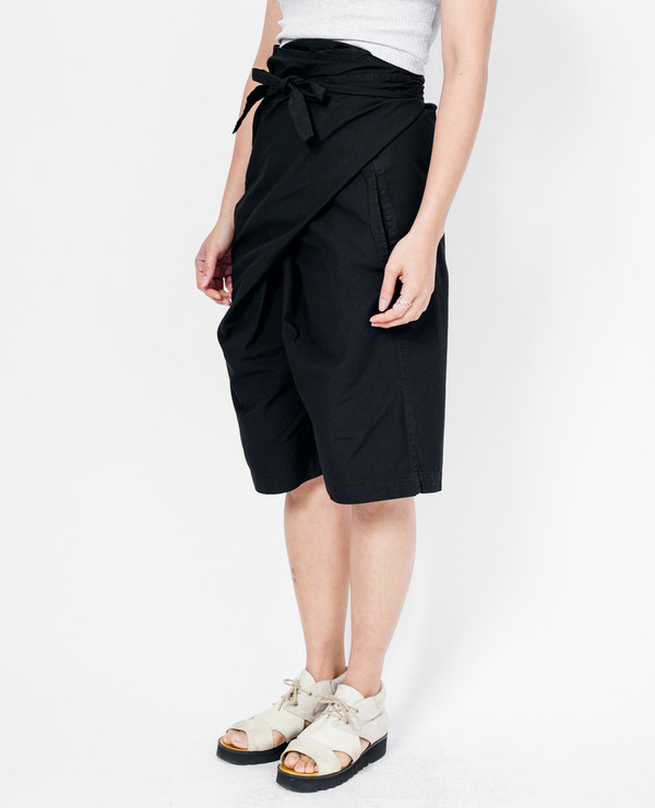 Cosmic Wonder Basic Shorts - Black
