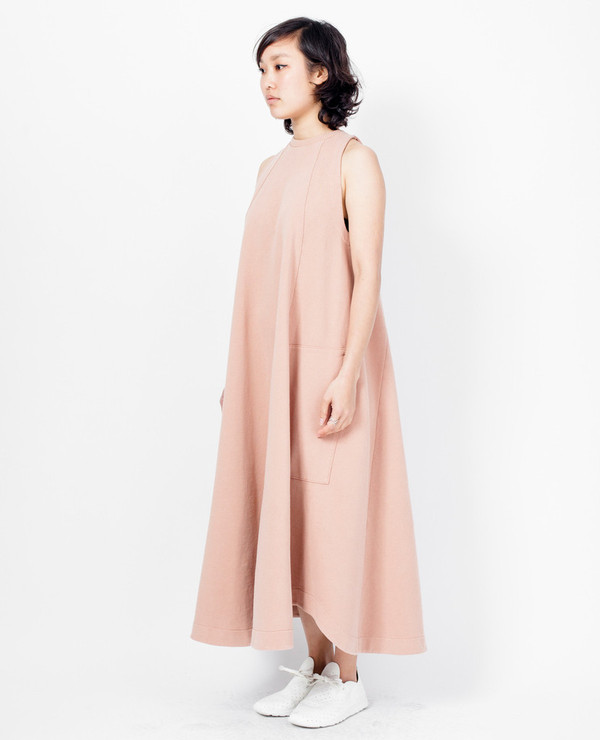 Louie Dress - Suntan