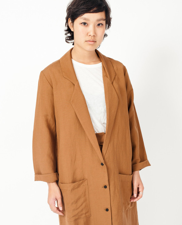 Mid-Length Overcoat