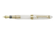 Sailor 1911 Large Size Series Clear Demonstrator Fountain Pen
