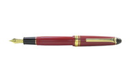 Sailor 1911 Standard Series Red Fountain Pen