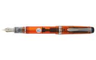 Pilot Custom Heritage 92 Orange Demonstrator Fountain Pen