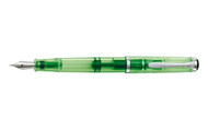 Pelikan Classic M205 Duo Highlighter Shiny Green Fountain Pen