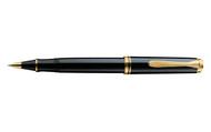 Pelikan Souveran 800 Black Rollerball Pen