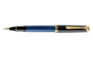 Pelikan Souveran 800 Blue Black Rollerball Pen