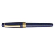 Platinum 3776 Century Midnight Ocean Octagonal Celluloid Fountain Pen