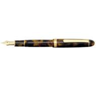 Platinum 3776 Century Tortoise Ocean Celluloid Fountain Pen