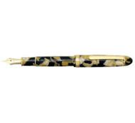Platinum 3776 Century Calico Ocean Celluloid Fountain Pen
