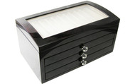 Laban Forty Pens Wooden Pen Chest With Open Top