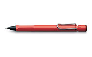 Lamy Safari Red Mechanical Pencil