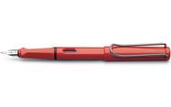 Lamy Safari Red Fountain Pen