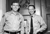Andy Griffith Show Barney Fife & Andy 8 x 10 Photo