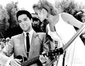 Ann Margret AND Elvis Presley 8 x 10 Photo
