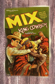Tom Mix King Of Cowboys Movie Poster Old Wood Sign 11 x 17 X 1