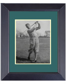 Bobby Jones The Perfect Golf Swing 1929 Framed Print