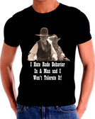 Lonesome Dove Rude Behavior T-Shirt And