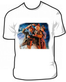 Back to The Future Iii T Shirt