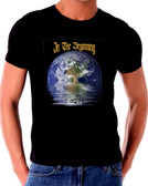 In The Beginning God T Shirt