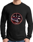 Pontiac Gto Old Sign Logo T Shirt