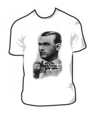 Jesse James Old West Outlaw T Shirt