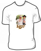 . Lonesome Dove Gus And Call T Shirt