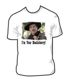 Tombstone I'm Your Huckleberry Doc Holliday T Shirt