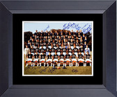 Chicago Bear Team Photo 1985 Super Bowl Champs