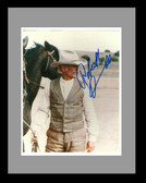 Lonesome Dove Gus Signed  With Signature