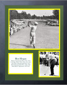 Ben Hogan 9 Time Major Winner Perfect Swing In Golf