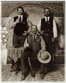 Lonesome Dove San  Antonio Bar Texas Rangers 8 x 10 Gloss Photo